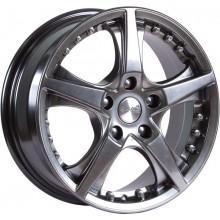 Диск колесный SKAD DIAMOND R16H2 W6.5 PCD5x100 ET38 DIA57,1 ГАЛЬВАНО