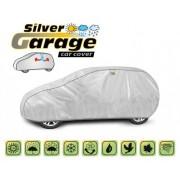 Чехол-тент для автомобиля Kegel-blazusiak Silver Garage, размер M2 Hatchback (380-405 см)