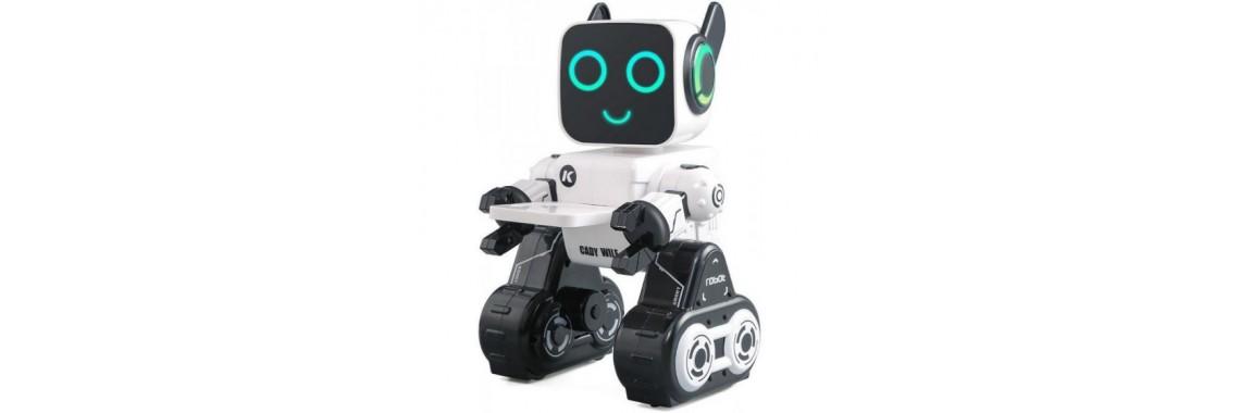 Робот-игрушка JJRC R4 White