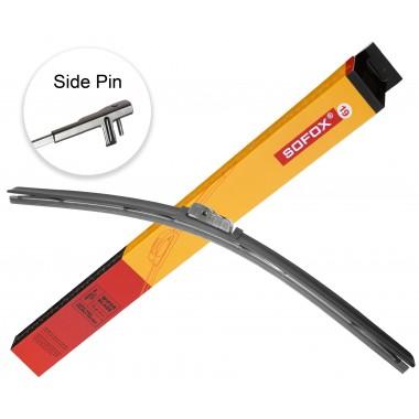 "Щетка стеклоочистителя гибридная  SOFOX    Side Pin 19""  480 мм дворник (SF480SP)"