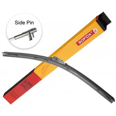 "Щетка стеклоочистителя гибридная  SOFOX    Side Pin 18""  450 мм дворник (SF450SP)"