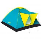 Палатка туристична Bestway Pavillo «Cool Ground 3» тримісна синя 210 х 210 х 120 см  (В- 68088)