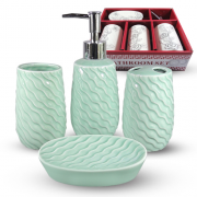 Набор аксессуаров для ванной комнаты SNT 888-141 V Классика