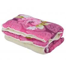 Одеяло Polycotton Двуспальное овечья шерсть открытое (T-051229)