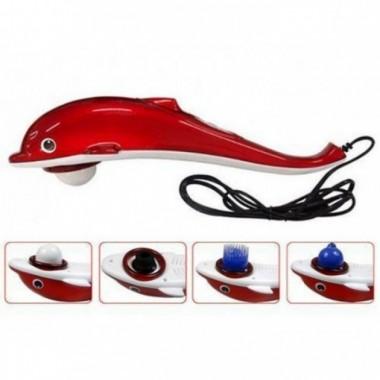 Інфрачервоний ручний масажер Dolphin WOW MD40/2,5 великий 40 см масажер Дельфін для всього тіла