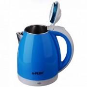 Чайник електричний  A-PLUS  2128  2л  1500 Вт  Синій  (NR-162/1)