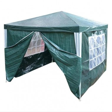 Павільйон  шатер  садовий  WM  3 х 3 м  Зелений  (PD-1400)