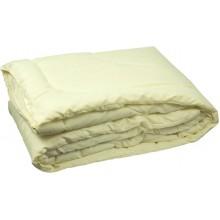 Одеяло MODA Двуспальное Евро  овечья шерсть  Микрофибра  закрытое однотонное (T-054814)